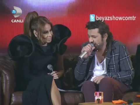 Halil Sezai & Linet (Düet) İsyan Beyaz Show 2013