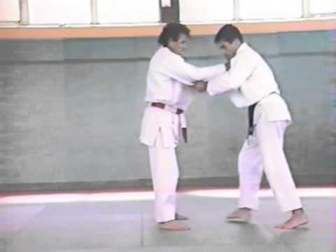 Jacques Seguin Techniques supérieures du judo  part 1
