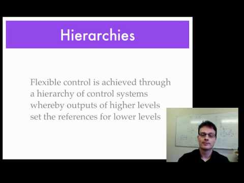 The Principles of Perceptual Control Theory (PCT)