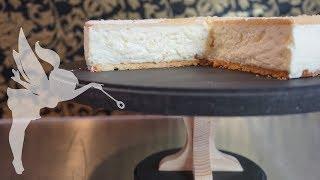 Einfache, schnelle Milchreis-Sahnetorte - Reissahne Torte mit knusprigem Mürbeteig - Kuchenfee