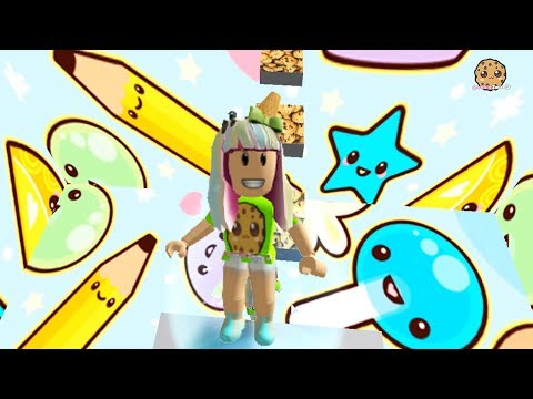 Worlds Made For Me ? Roblox Obby + Random World Cookie Swirl C Game Video