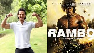 "Tiger sharof latest movie trailer |Rambo|""2018"""