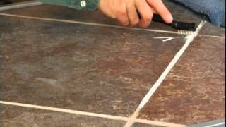 How to Clean Your Tile Grout.
