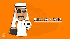 Wie Saudi-Arabien Sport ruiniert