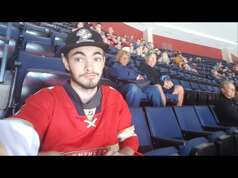 Amazing Miami Weather | Florida Panthers Attendance | BB&T Center