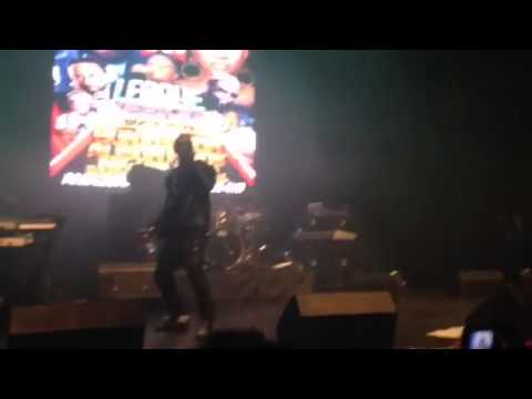 Mavado live in Toronto -VIPA DoN opening for the show