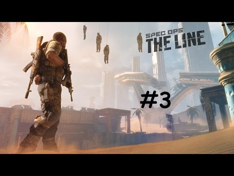 Spec Ops: The Line #3 - American? CIA?