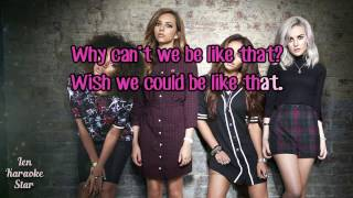 Little Mix ft. Jason Derulo - Secret Love Song [Karaoke/Instrumental]