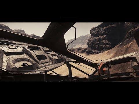 Star Citizen 3.0ai - Javelin - Dragonfly - OFFLINE - 4K