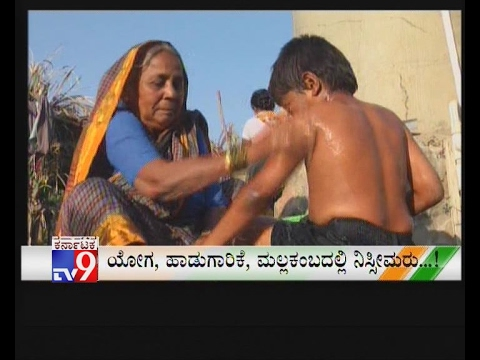 TV9 Nimagondu Salam: Tulasamma is Doing a Great Job of Educating the Blind Kids for Free