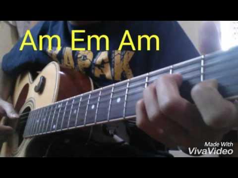Petikan Gitar Lagu Kelangan Part 1