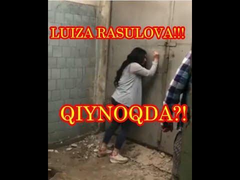 YANA LUIZA RASULOVA!