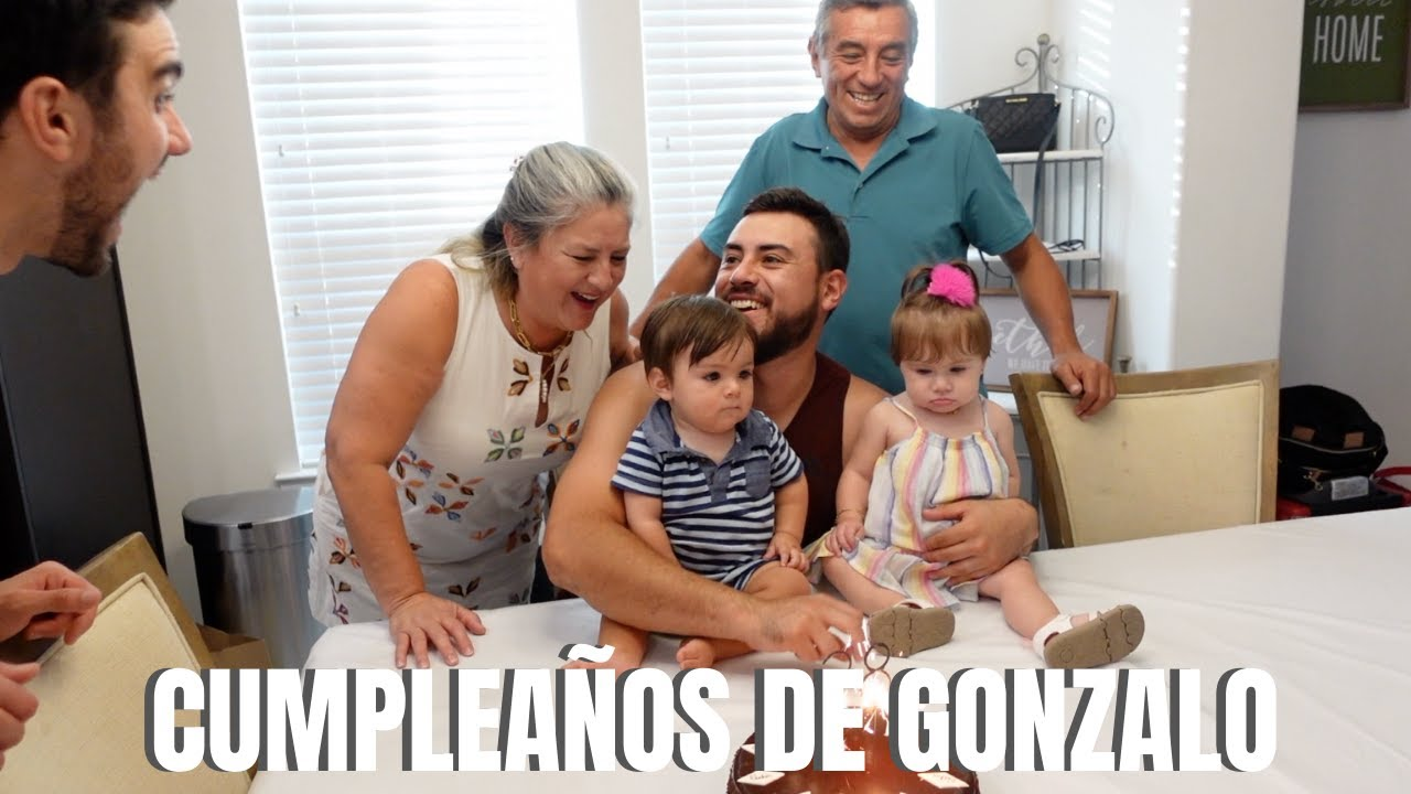 CUMPLE DE GONZALO 🎂 | VLOG | Carol del Toro