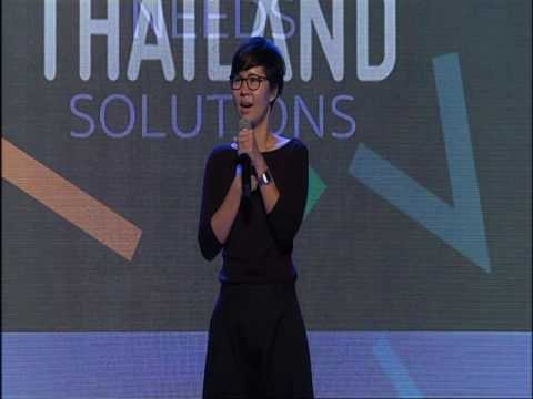 """Human Solutions"" (2/9)-Creative Thailand Symposium-22 Oct 16/Myrtille [Part 2] + Nopneera [Part1]"