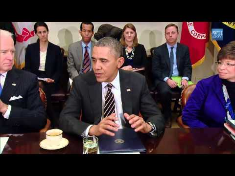 Obama Meets Hodges & Other Newly Elected Mayors