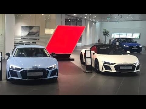Audi Forum Neckarsulm 2019 - Vlog 80
