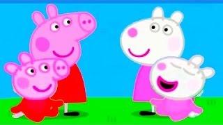 Свинка Пеппа - Малышка Пеппа, Какими были и какими стали!!