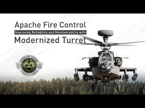 Apache Fire Control: Modernized Turret