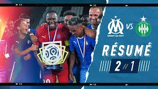 OM 2-1 Saint-Étienne l Le résumé de la finale des #EALigue1games