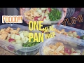 One Pan Meal Prep!!!