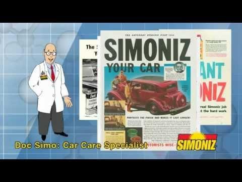 Simoniz Glass Coat Presentation