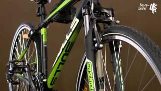 Обзор гибридного велосипеда BULLS PULSAR CROSS 2015