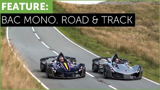 BAC Mono x2. The Most Insane Street Legal Race Cars? w/ Tiff Needell