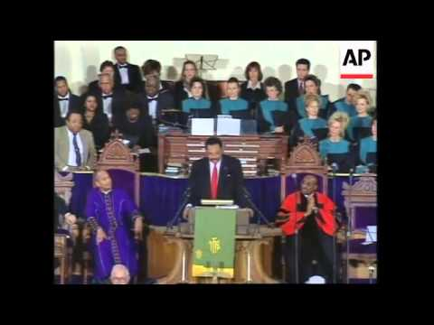 Prayer service held ahead of Martin Luther King Jr. holiday in Ohio ...