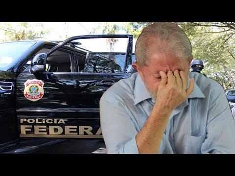 """LULA, POLÍCIA FEDERAL E """"A OPERAÇÃO""""! O ESQUEMA JÁ ESTÁ MONTADO PARA A PRISÃO DESSE CORRUPTO."""