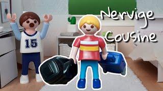 Playmobil Film - Zerstörtes Wochenende - Nervige Cousine - Creative Playmo