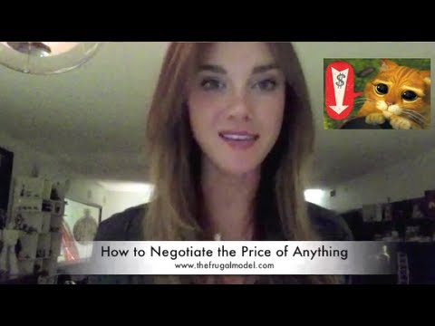 How to Negotiate the Price of Anything (Haggle like a Pro)