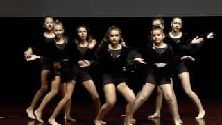 Aytunc Benturk Dans A Yıl sonu 2016 MODERN DANS YILDIZLAR 2