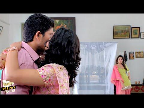 S/o Satyamurthy Nitya Menon Kiss Scene ll Allu Arjun, Samantha, Nithya Menen, Ali