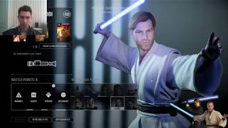 Star Wars Battlefront II - Новый Режим Полное Превосходство! (LetsPlay)