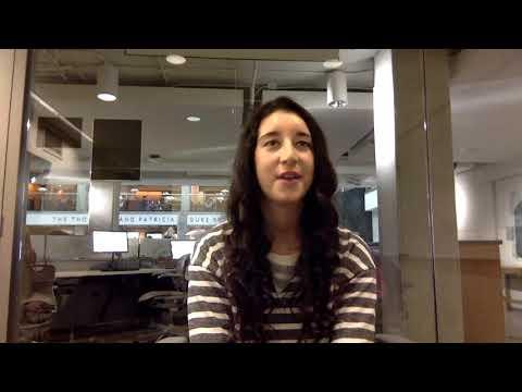STC S1 - Pregame Confessionals – Elizabeth Tzagournis