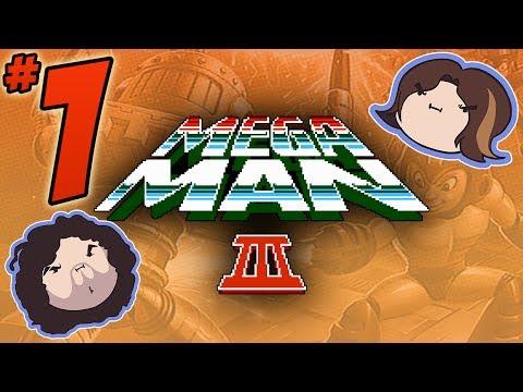 Mega Man 3: Hard, Man - PART 1 - Game Grumps