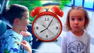 Challenge Кто быстрее Мальчики ПРОТИВ Девочек M&M's World Disney Новый Челлендж McDonalds для детей