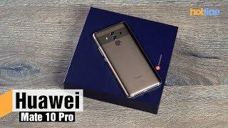 Huawei Mate 10 Pro — обзор смартфона