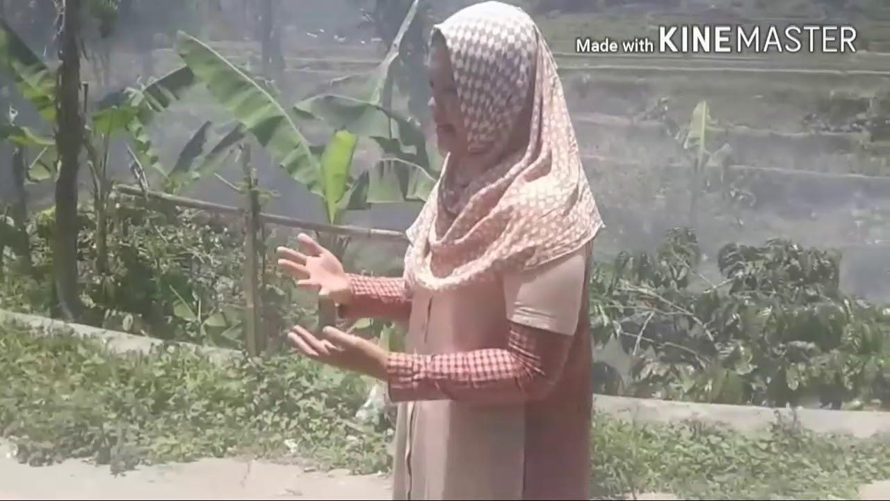 Drama Simulasi Gunung Meletus Youtube