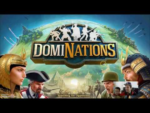 Dominations #122 - FULL ATOMIC AGE ARMY!