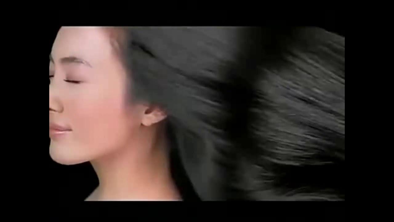 髪フェチ超エロい仲間由紀恵の漆黒美髪レジェンド