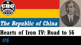 HOI4: Road to 56 - Republic of China 6 (Finale) - One China, Indivisible