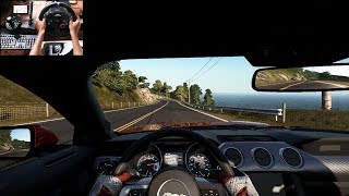 Ford Mustang GT - Project Cars 2 (logitech g29) gameplay
