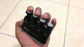 Tutorial Bagaimana Menghilangkan Rasa Sakit di Tangan Kiri Kalian Dalam Bermain Gitar Guys....