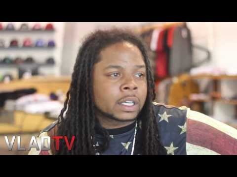 King Louie Discusses Chicago Gangs & Lil Mouse