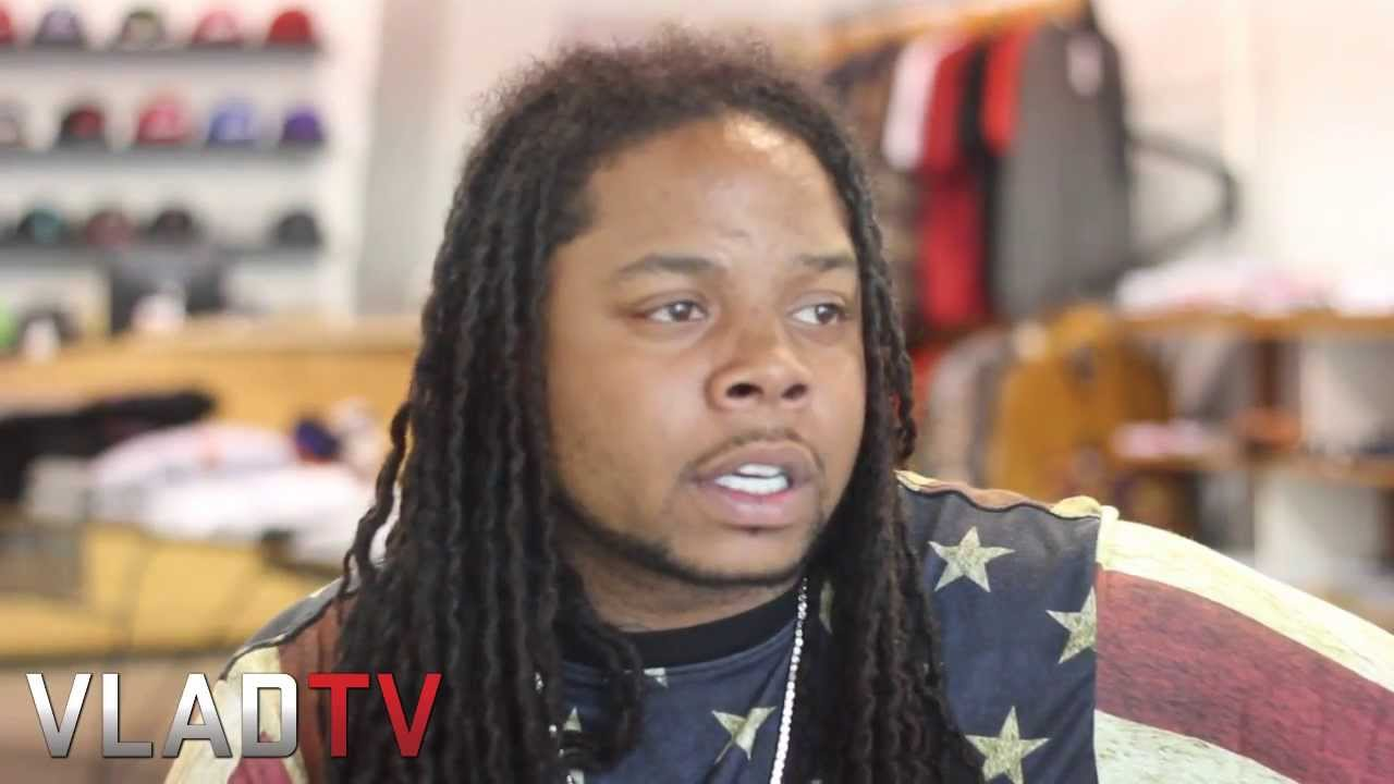 King Louie Discusses Chicago Gangs Amp Lil Mouse Youtube