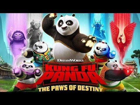 How To Download Kung Fu Panda: The Paws Of Destiny Complete 1 Season
