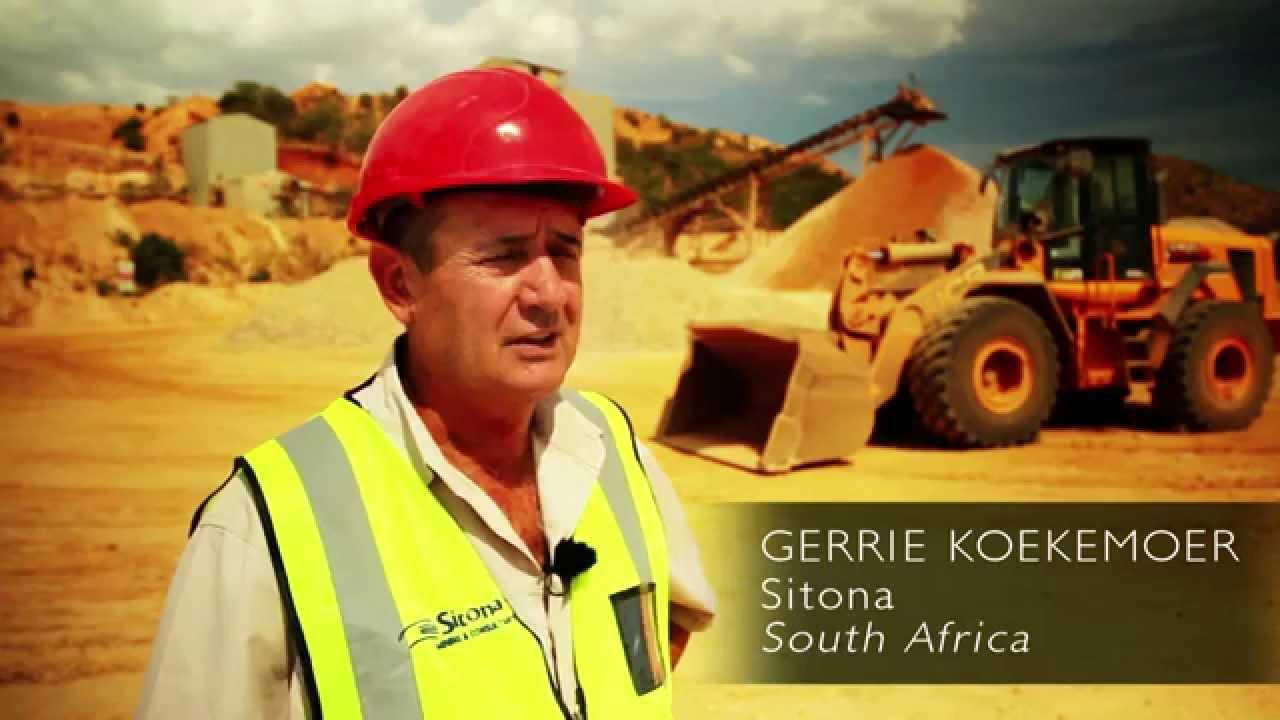 JCB WLS Testimonial - Gerris Koekemoer - Sitona - South Africa