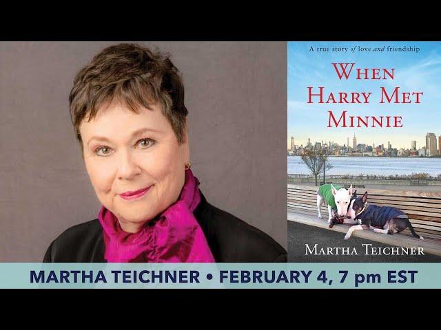 NWS Presents: An Evening With Martha Teichner