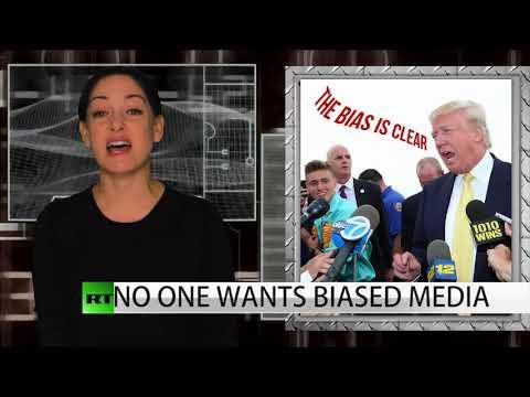 Pew Study; U.S. Media Most Biased Against Its Leaders